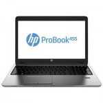 "HP ProBook 455 G1 15.6"" A4-4300 2.5GHz 4GB 500GB Windows 7 + 8 Pro"