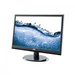 "AOC E2450SWDAK 23.6"" LED DVI Monitor With Built-in Speakers"