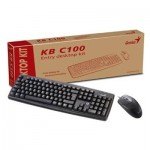 Genius KB C100 PS/2 KB+Optical Mouse 800DPI