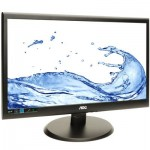 "AOC E2250SWDNK 21.5"" LED Widescreen DVI 5ms"