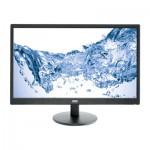 """AOC E2470SWHE 23.6"""" LED HDMI Widescreen Monitor 5ms"""
