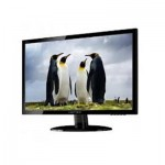 "Hanns G HE225DPB 21.5"" LED DVI Monitor With Speakers"