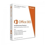 Microsoft Office 365 Small Business Premium 32/ 64-Bit English 1 Year Subscription Eurozone Medialess