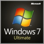Microsoft Windows 7 Ultimate 64-Bit Service Pack 1 OEM DVD English